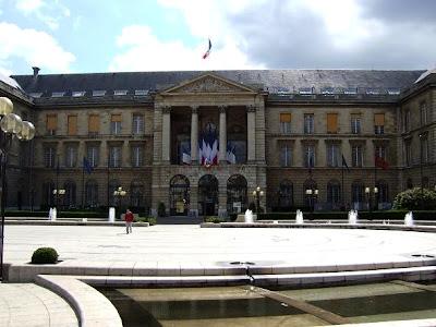 Rouen's Town Hall