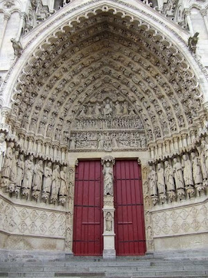 portal of cathedral