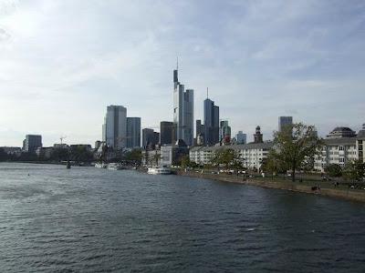 Frankfurt am Mian skyline