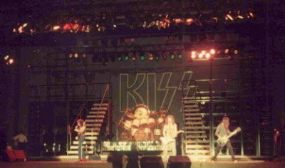 Kiss Mask Kiss Foto Of The Day 1977