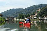 Kanu fahren in Heidelberg