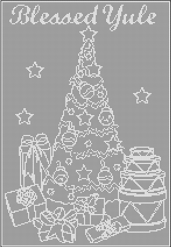 Free Filet Crochet Patterns For Beginners
