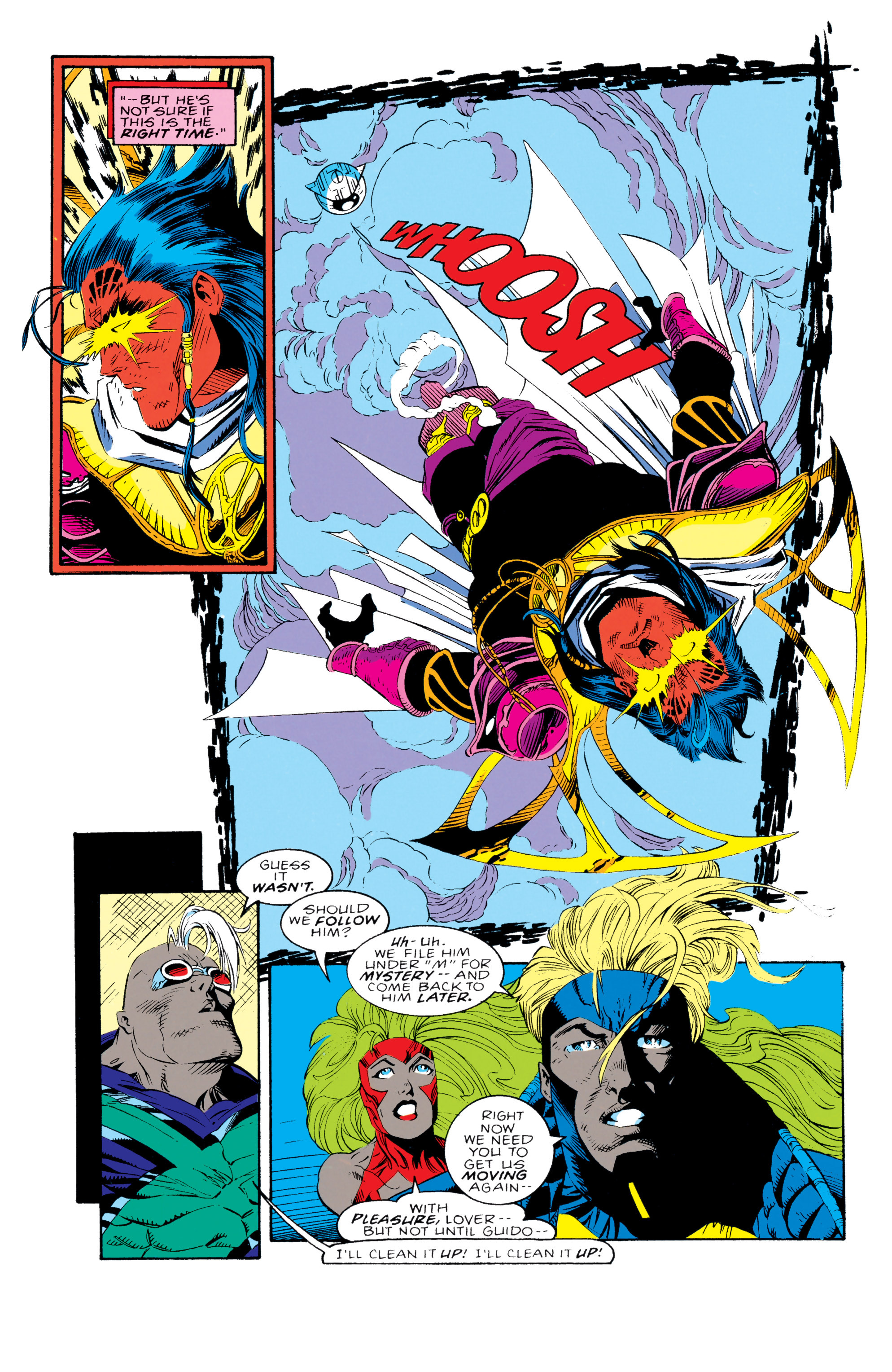 Read online X-Factor (1986) comic -  Issue #92 - 15