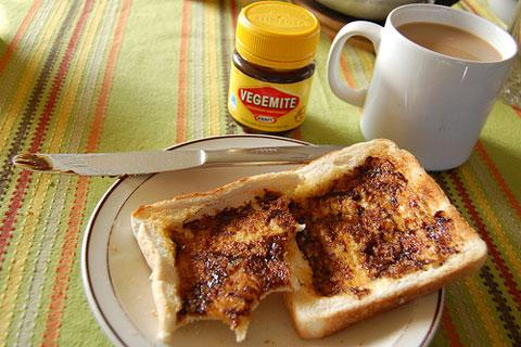Nos exportamos para Austrália: Café da manhã australiano