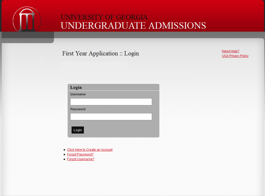 sample college admission uga admissions essay university of the princeton review college
