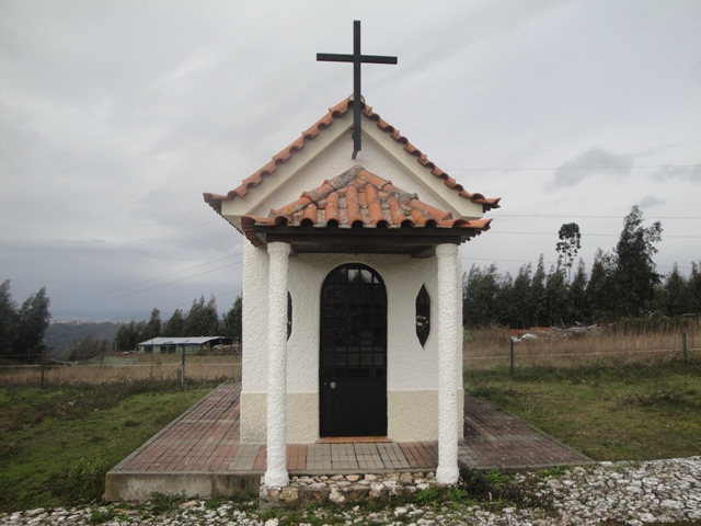 Capelinha na Serra do Carvalho