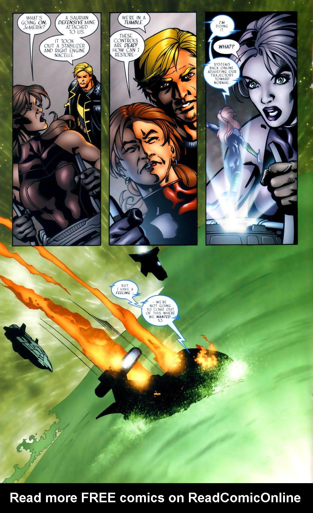 Read online Sigil (2000) comic -  Issue #30 - 19