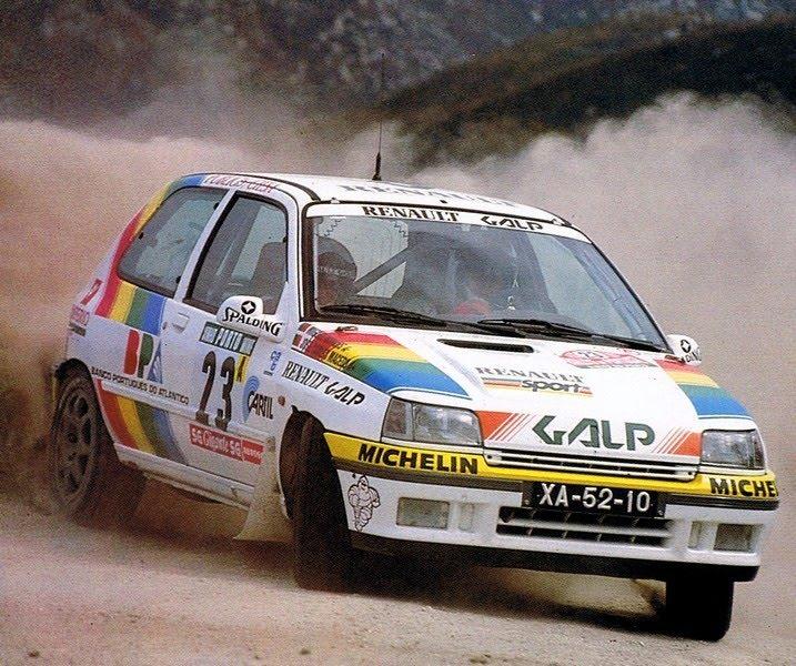 Renault Race Car