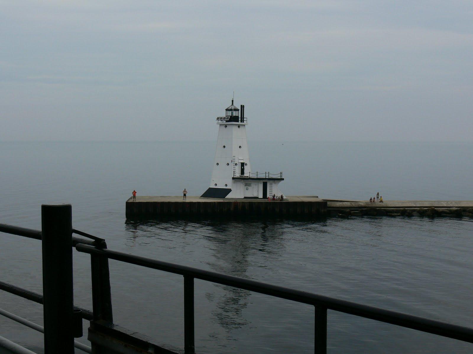 21st Century Odyssey: Car ferry across Lake Michigan