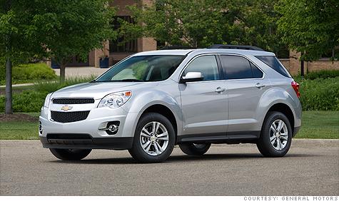 2011 Gmc Terrain Recalls >> The Car Seat Poncho Blog: GM Recalling 2011 Chevrolet