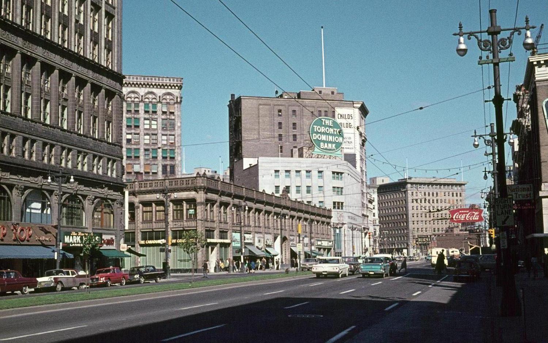 St James Hotel Winnipeg History