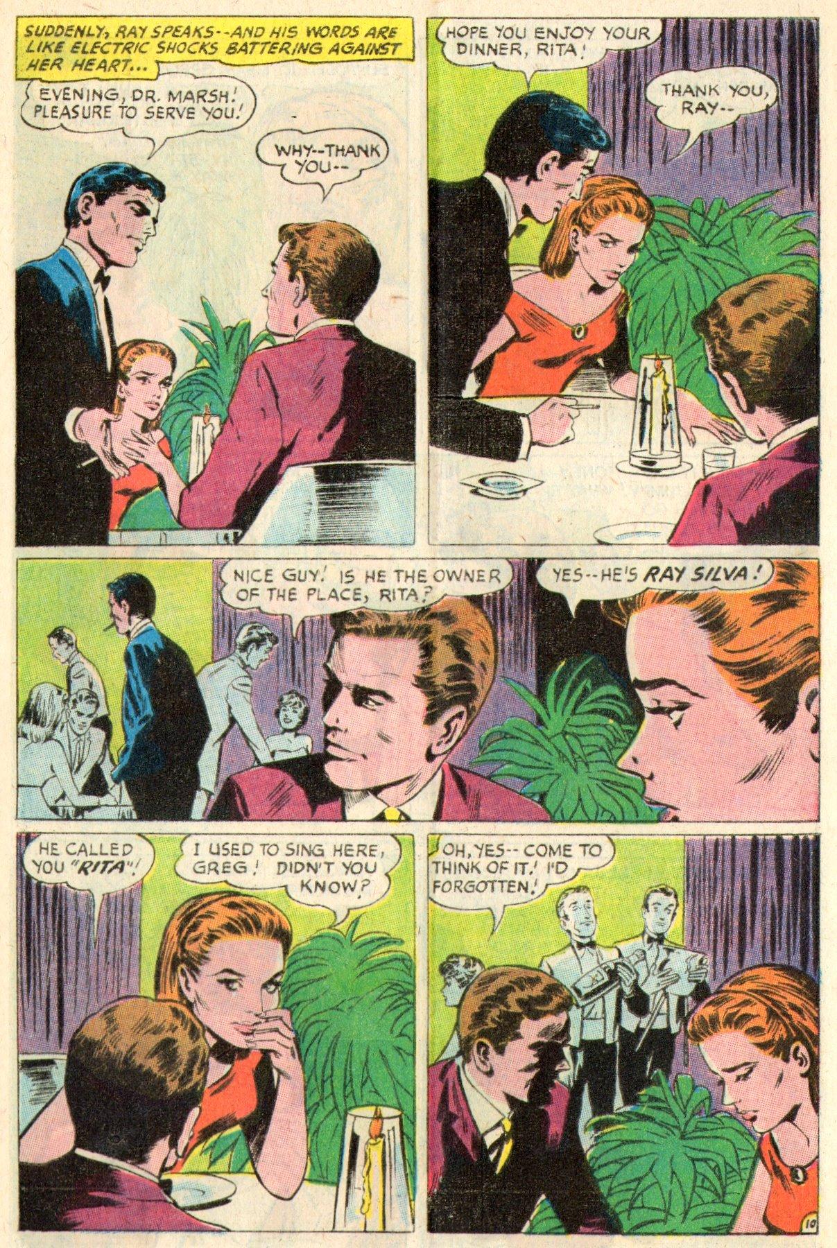 Read online Secret Hearts comic -  Issue #117 - 29