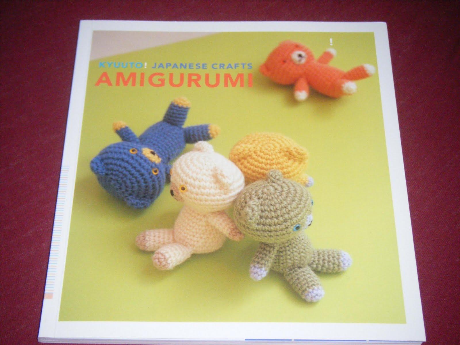 Kyuuto! Japanese crafts: Amigurumi