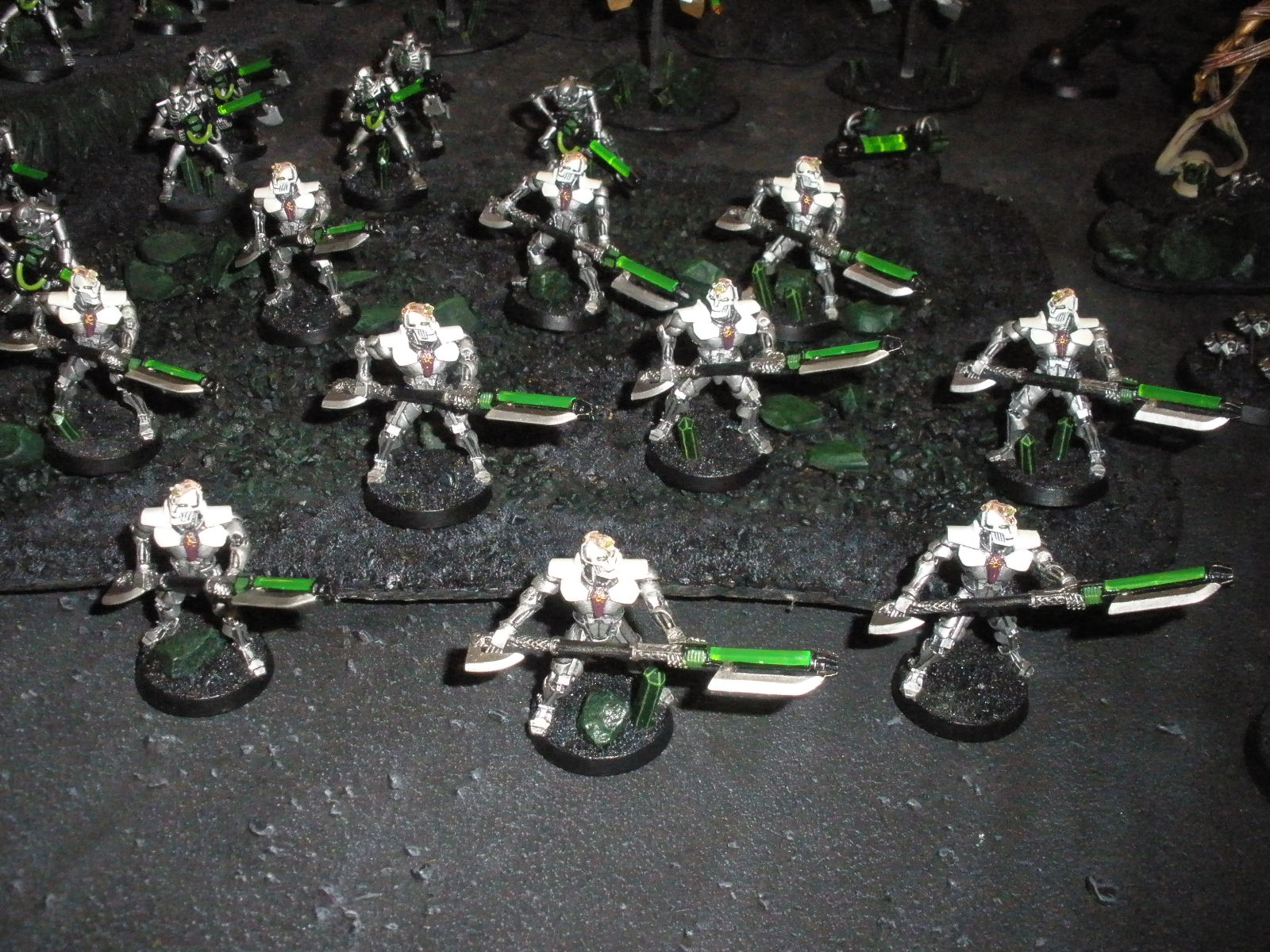 IDICBeer 40k: New Necron Codex Review