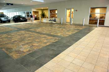 welcome to d b tile distributors newsletter lexus of north miami showcases d b tiles