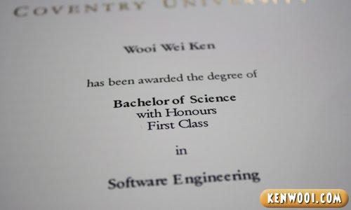 Graduation Ceremony @ INTI University College \u2013 kenwooi