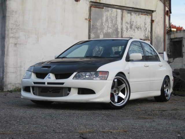 for sale 2004 mitsubishi lancer evolution professionally modded 18500. Black Bedroom Furniture Sets. Home Design Ideas