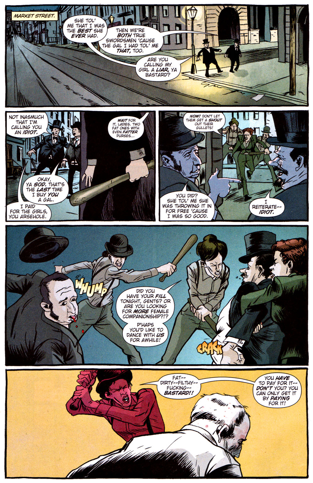 Read online Caper comic -  Issue #3 - 7