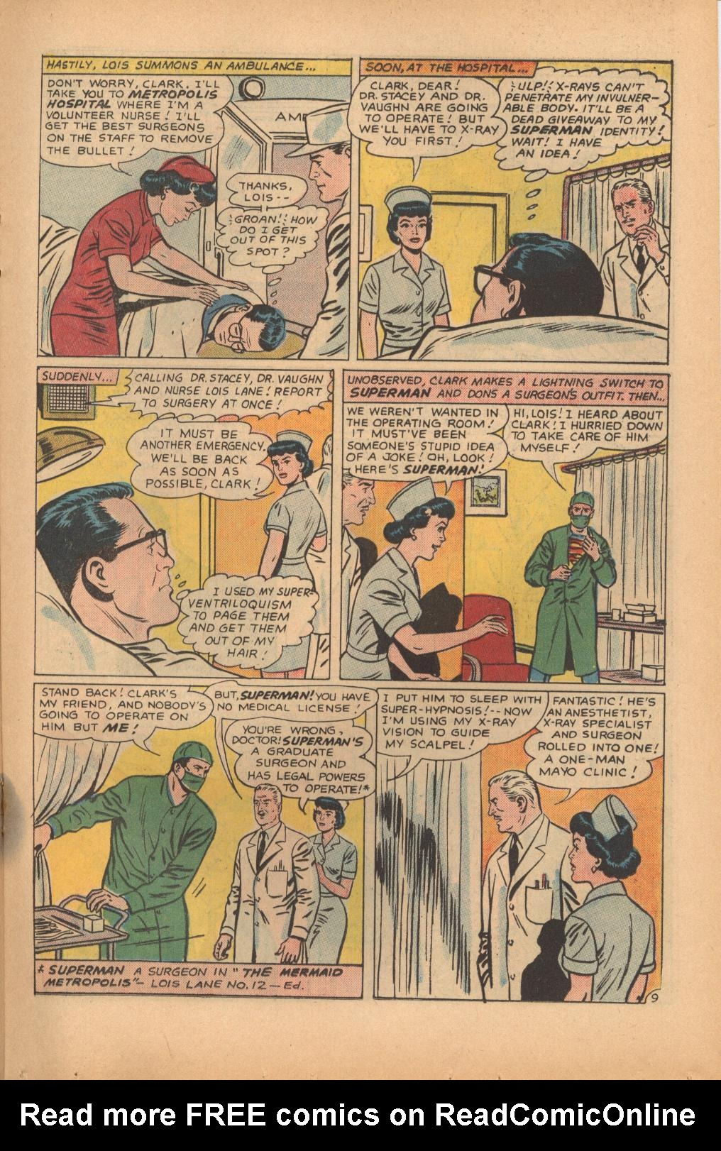 Read online Action Comics (1938) comic -  Issue #337 - 15