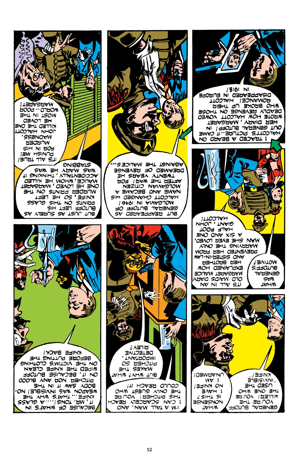 Read online Crime Does Not Pay Archives comic -  Issue # TPB 8 (Part 1) - 53