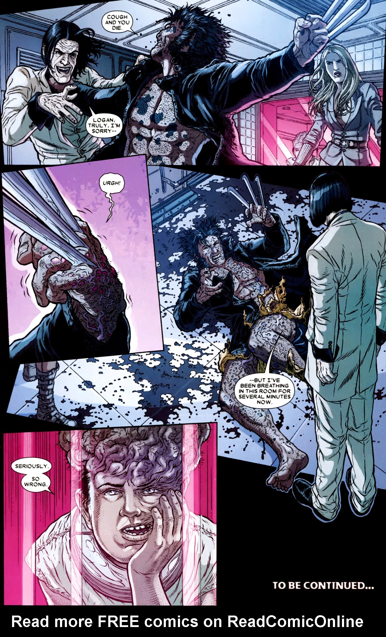 Read online Wolverine: The Best There Is comic -  Issue #4 - 24