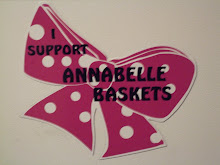 Purchase your Annabelle Basket Magnet for $8 & Help to continue blessing Little Hearts!!