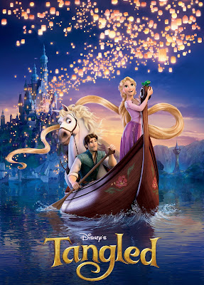 Tangled Cartaz do filme