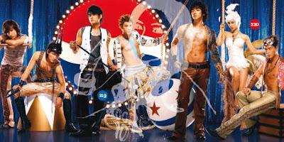 Pepsi celebrity squad