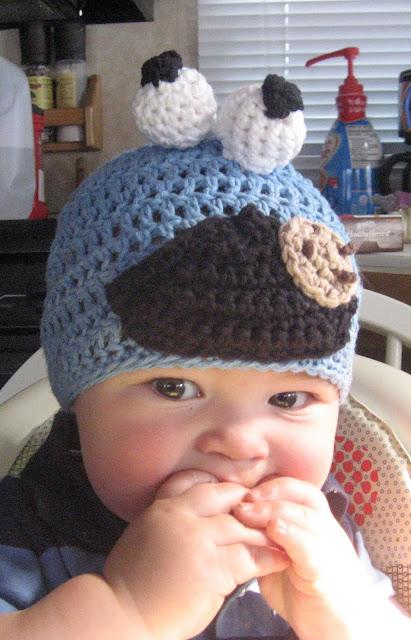 Girl In Air Blog How To Crochet Sesame Street Hats
