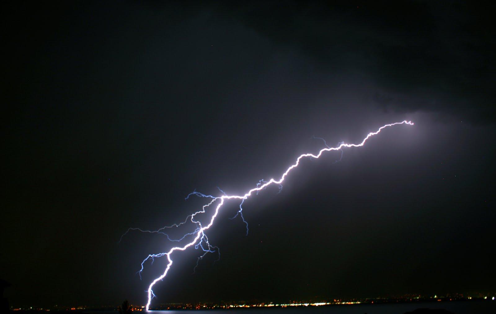 Kris Morris Photography: Lightning Storm