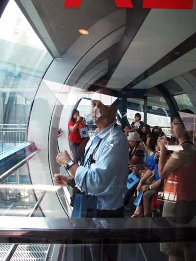 Mommy Cow: The Singapore Flyer: A Riveting 360 Degree View ...