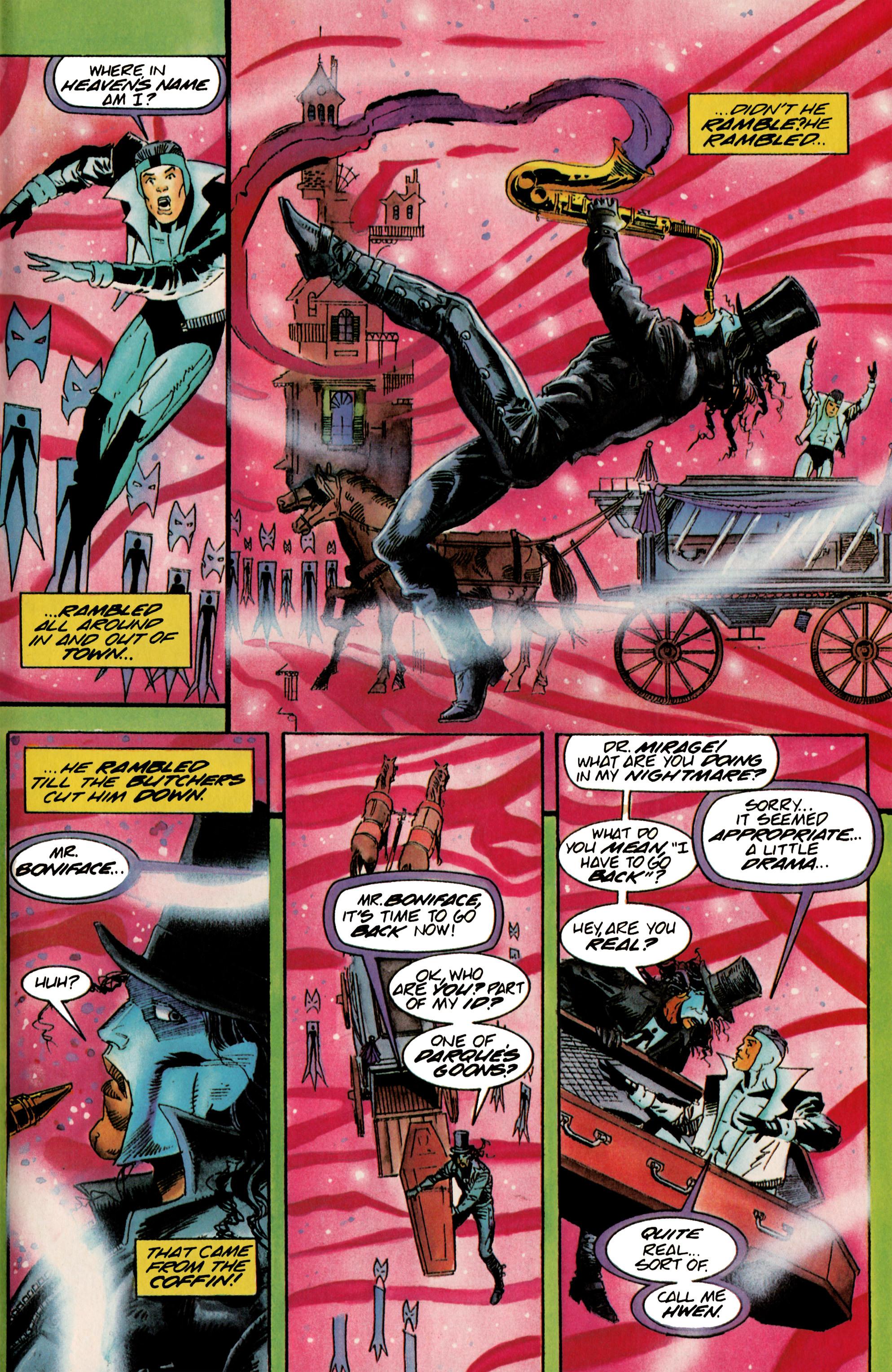 Read online Shadowman (1992) comic -  Issue #23 - 15