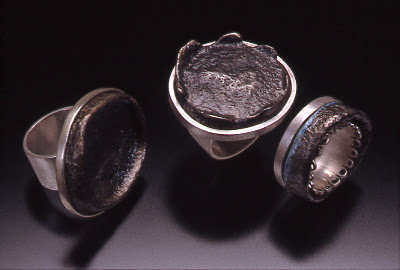 Cast Iron Wedding Ring