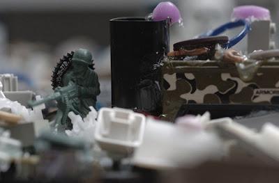 Retratos de lixo por Freeman Zac 16
