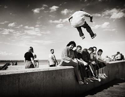 Fotos incríveis de parkour 13