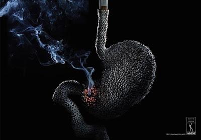 Os melhores anúncios de publicidade anti-tabaco 12