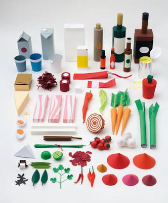 Esculturas de comida por Sarah Illenberger 15
