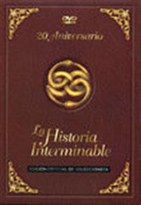 Libros y más libros: La historia interminable