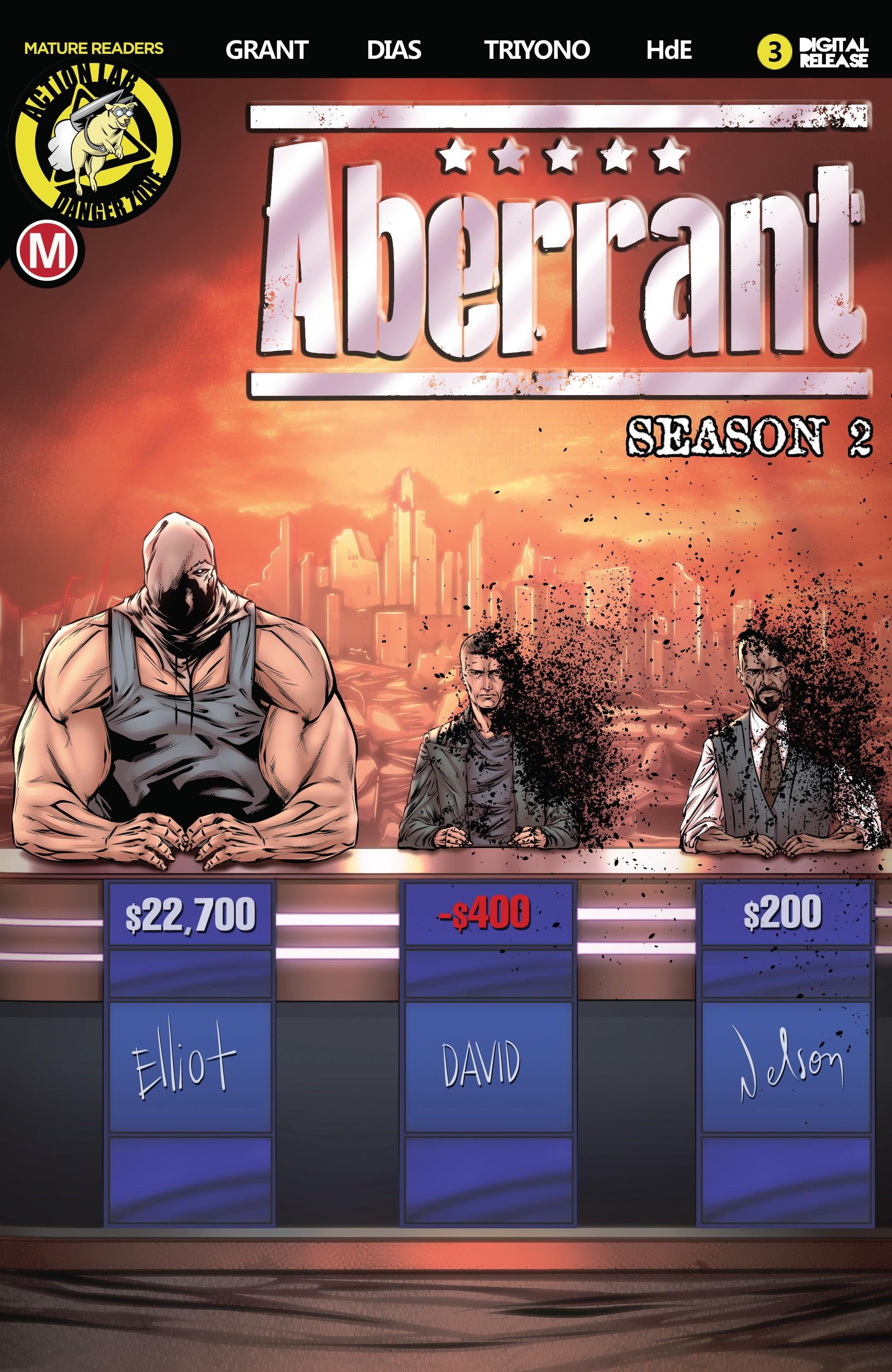 Aberrant Season 2 3 Page 1