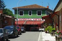 Gijón, La Camocha, Bodega Vieya