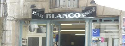 Cangas del Narcea, Restaurante Blanco
