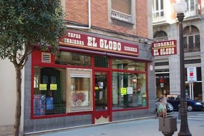 Gijón, El Globo
