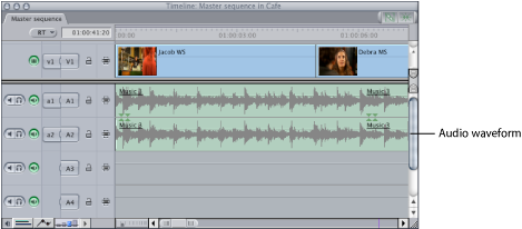 Todd's Tips – See Audio Waveforms in the Final Cut Pro