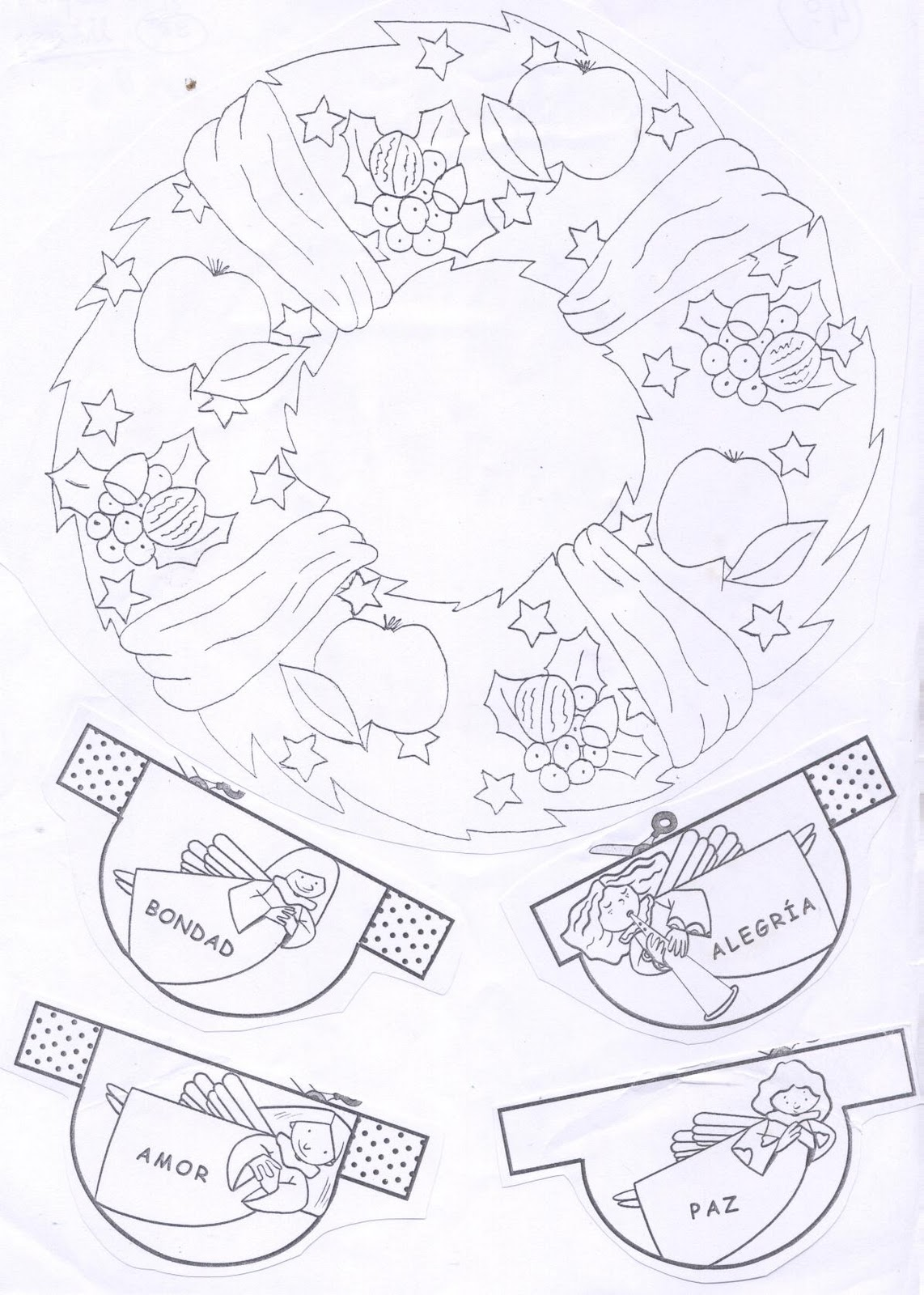 Free coloring pages of mola