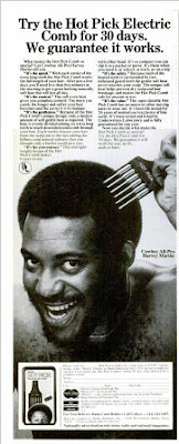 Makes Me Wanna Say Ow Hot Pick Electric Comb