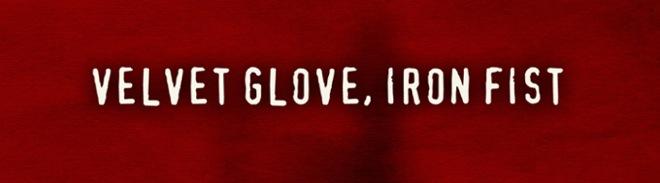 Fist in a velvet glove definition