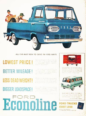 We Love Ford's, Past, Present And Future : Vintage Ford