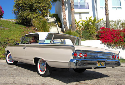 We Love Ford's, Past, Present And Future : 1963 Mercury