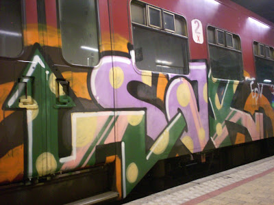 SDK SAK graffiti crew