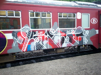 hate graffiti